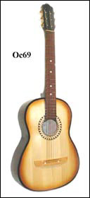 Борисовская гитара 0с69