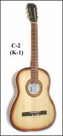 Самарская гитара C2